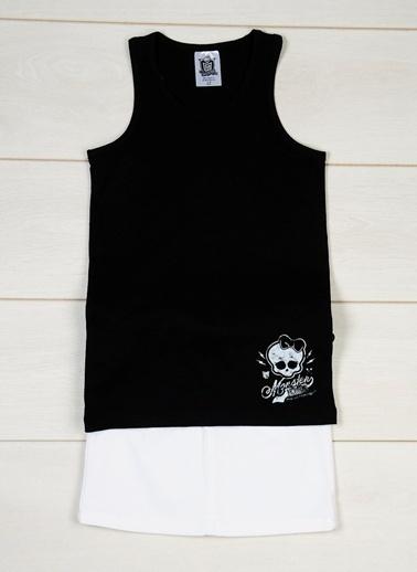 Monster High Tişört Siyah